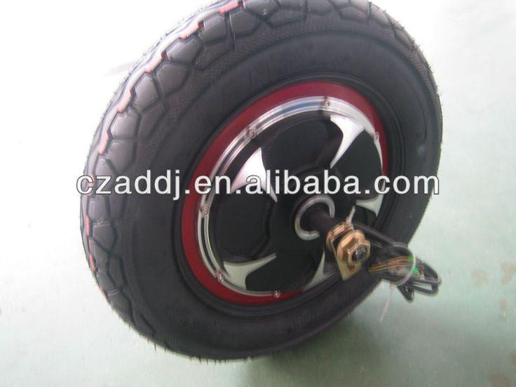 cheap price and good quality brushless wheelbarrow hub motor