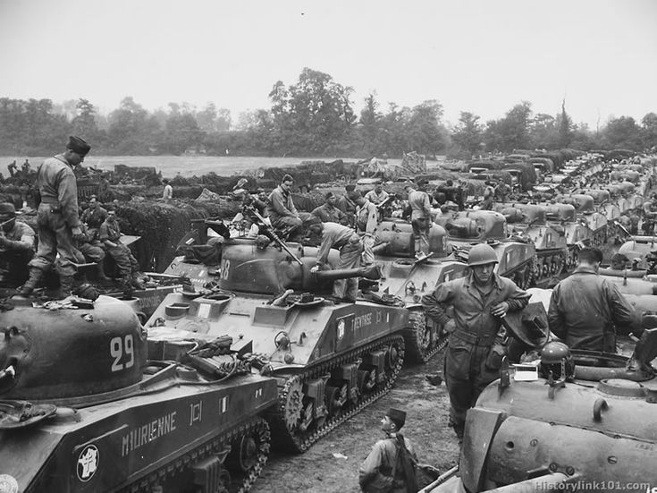 D-Day and the Battle of Normandy: Your Questions Answered - http://www.warhistoryonline.com/war-articles/d-day-and-the-battle-of-normandy-your-questions-answered.html