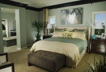 Kapalua Master Bedroom - contemporary - bedroom - Possibilities for Design Inc.