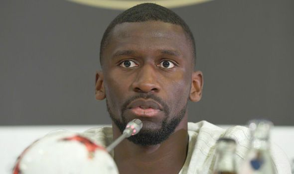 Antonio Rudiger risks wrath of Chelsea fans as love for rivals Arsenal resurfaces   via Arsenal FC - Latest news gossip and videos http://ift.tt/2tREMfe  Arsenal FC - Latest news gossip and videos IFTTT