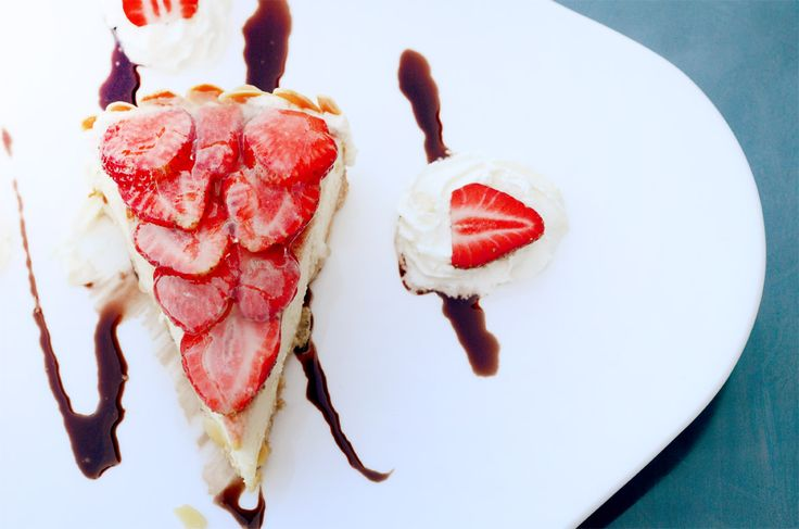 Sweeten up your day with our delicious cheesecake at the Tanjung Terrace Restaurant — we know we can't stop munching on them!  www.benoaresort.com #thetanjungbenoa #TheTaoBali #bali