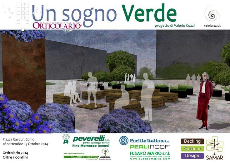 """Dana Garden Design: Orticolario 2014 – Sezione """"Oltre i confini"""" - ci siamo anche noi www.perligarden.com"""