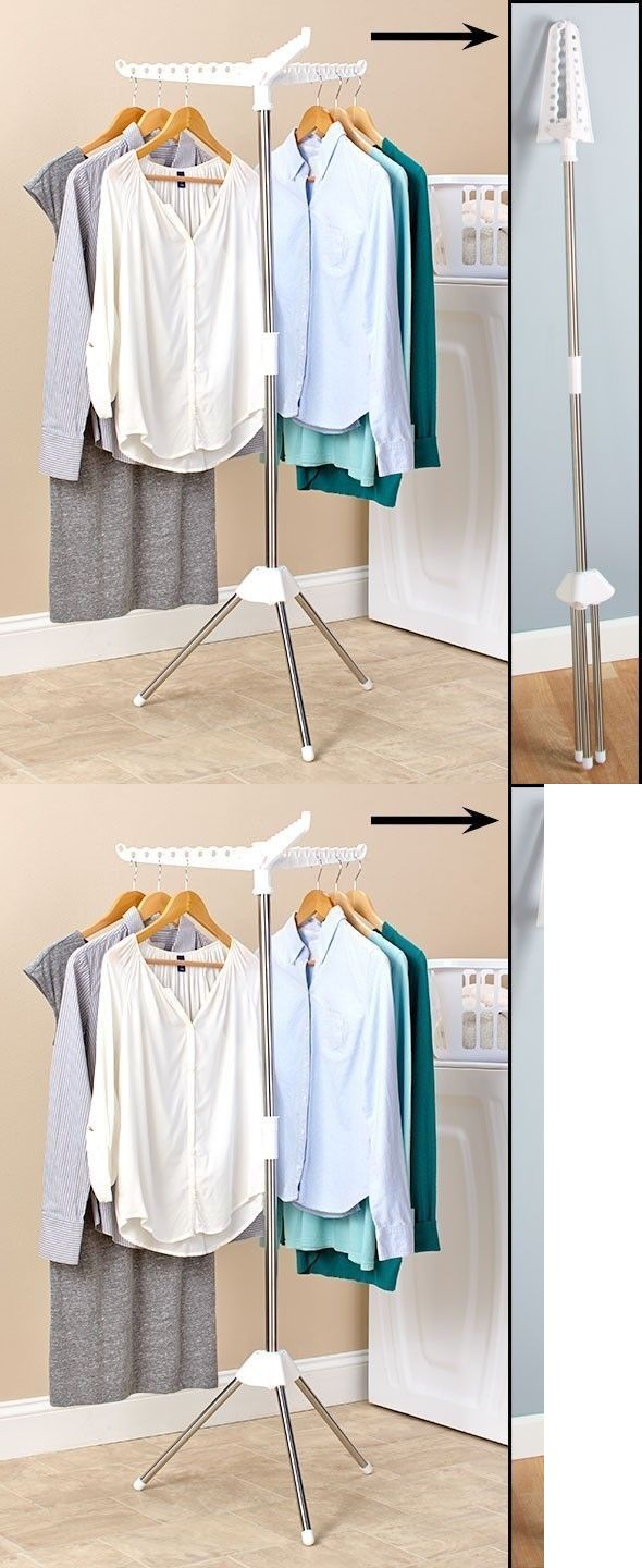 Clotheslines And Laundry Hangers 81241