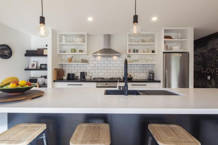 Shotover Country Home - Queenstown (Kitchen)