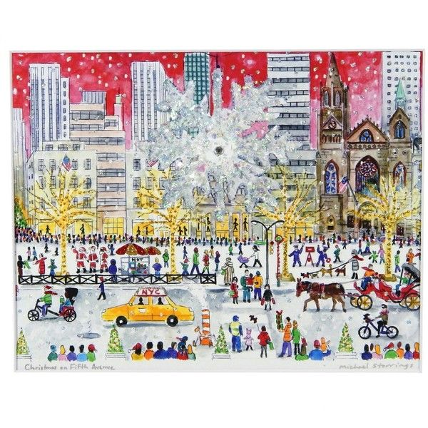 Christmas Wall Decor Michaels : Best new york in winter images on christmas