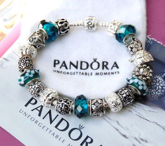 Authentic Pandora Charm Bracelet**3 Ways To Purchase**
