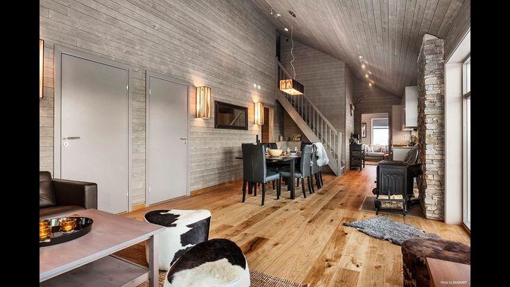 Livingroom fjällhus Mattestorp Village