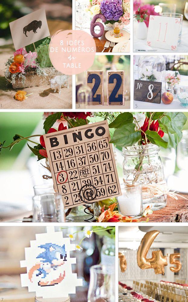 Decorations De Table Sur Le Loto