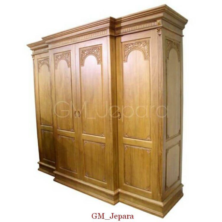 Lemari Pakaian Jati Minimalis, Model lemari pakaian terbaru, jual lemari pakaian terbaru, lemari pakaian murah.