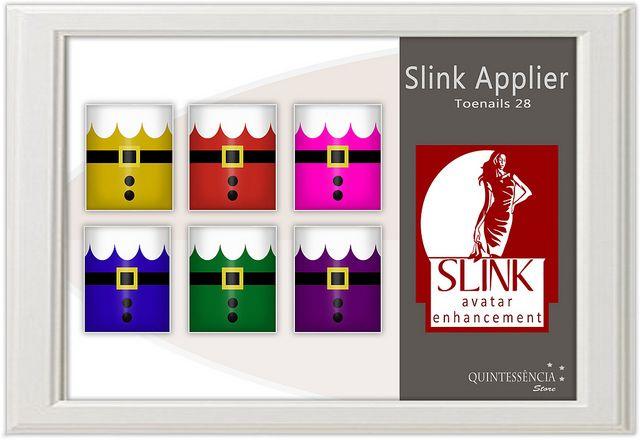 - Quintessencia - Slink Applier Toenails 28 - | Flickr - Photo Sharing!