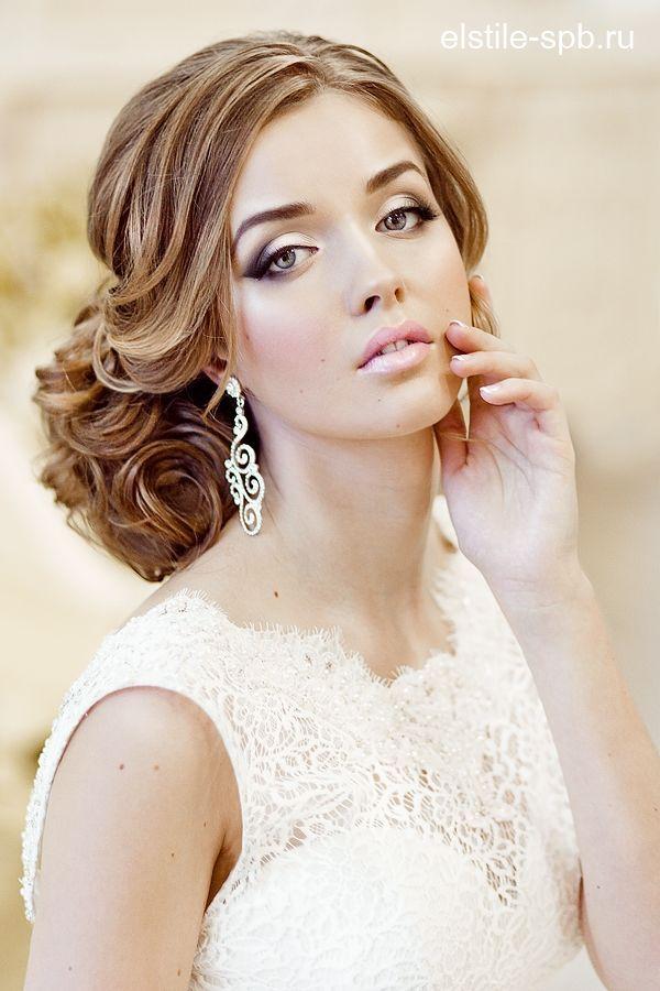 maquillaje de novia para ojos claros