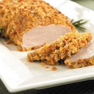 Check out this great recipe from French's: Tuscan Roast Pork Tenderloin!