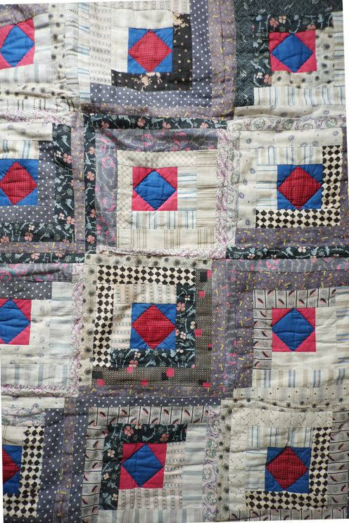 Don't miss the book Spår av liv (Traces of life) about quilts and their history, by Åsa Wettre.