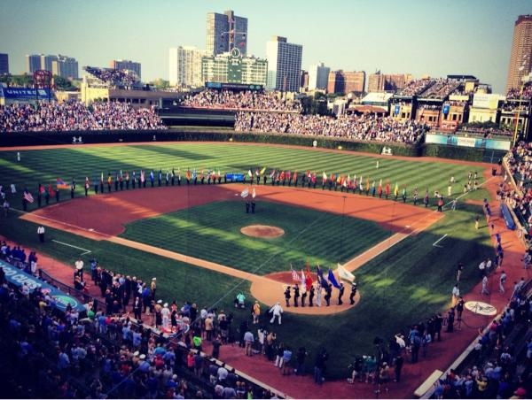 Cross town Game, Cubs/Sox  Going tomorrow!
