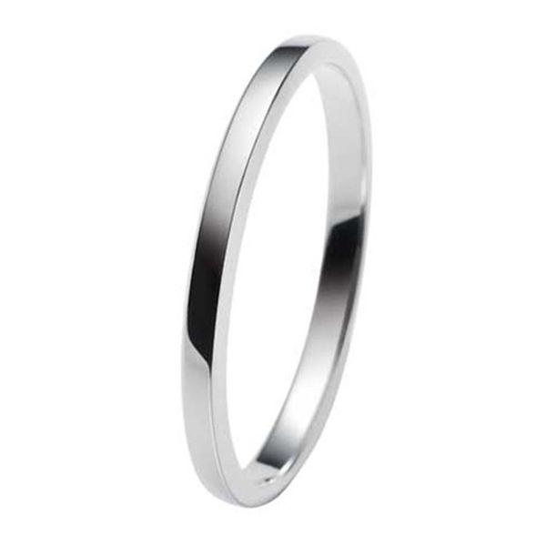 トゥージュール マリッジリング 2.5mm - Van Cleef & Arpels(ヴァン クリーフ&アーペル)の結婚指輪(マリッジリング)