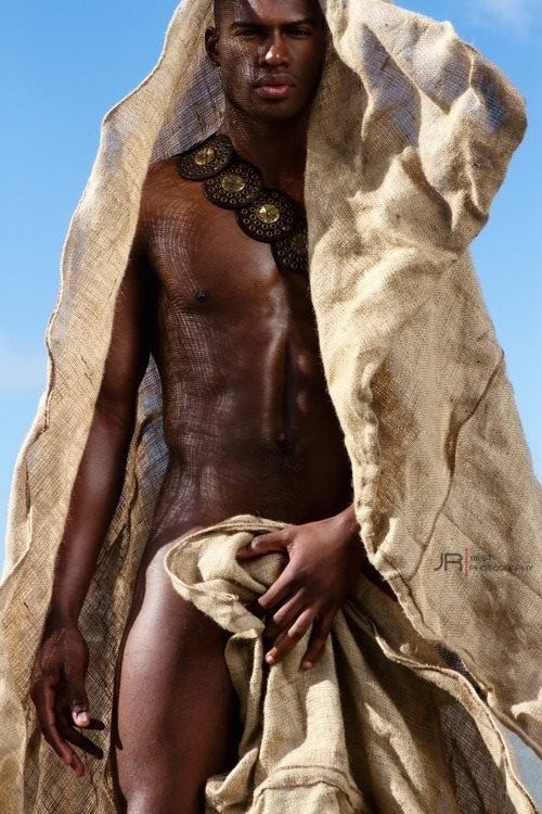 Naked black men body pictures #11