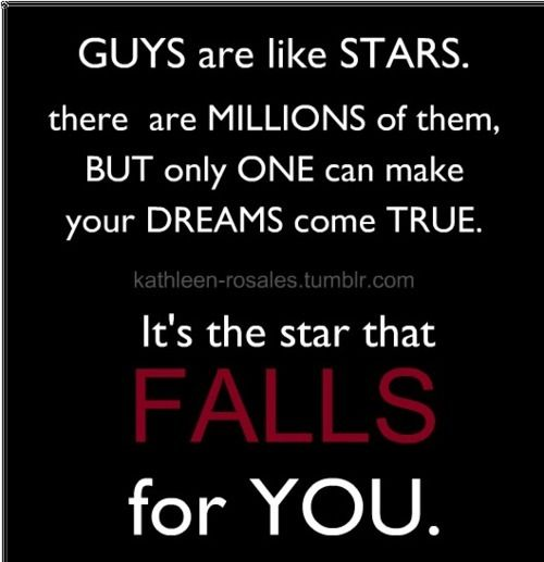 Motivational Quotes About Love Tumblr : ... Sayings, Quotes Saying, Stars, Inspirational Quotes, So True, Guys