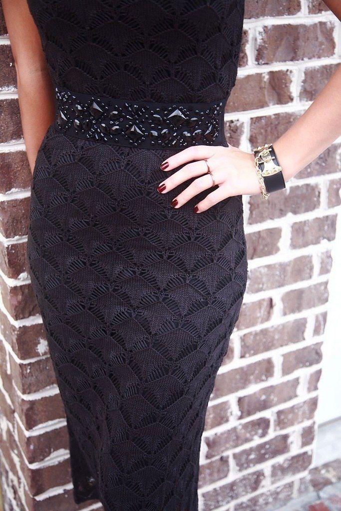 Красивый узор для юбки