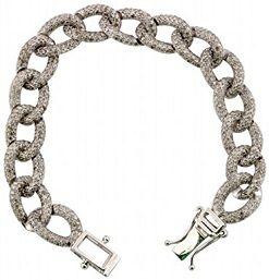 Mens Diamond Bracelet An Intensely Desired Jewelry Piece Mens