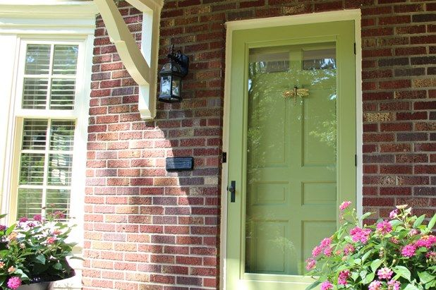 Best 25+ Painted Storm Door Ideas On Pinterest