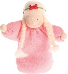Grimm's Lavender Dolls (stuffed with lavender and sand), $32.95
