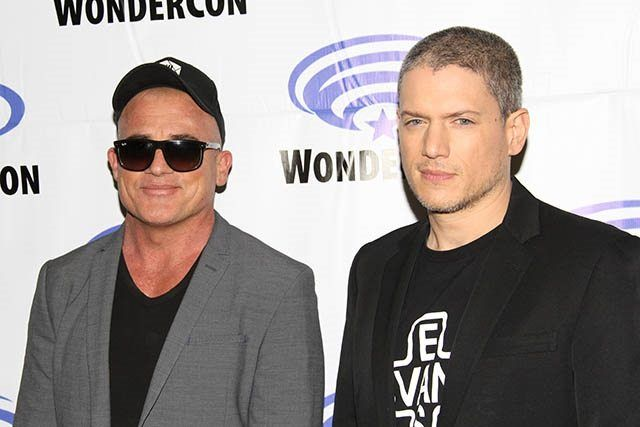 Interview with Prison Break stars Wentworth Miller and Dominic Purcell