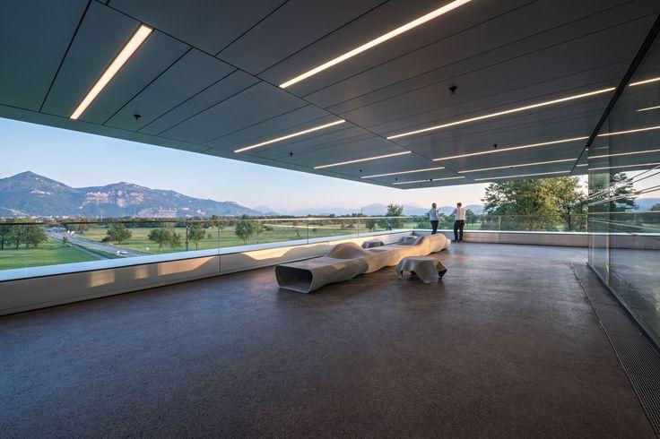 Doppelmayr Headquarters / AllesWirdGut Architektur
