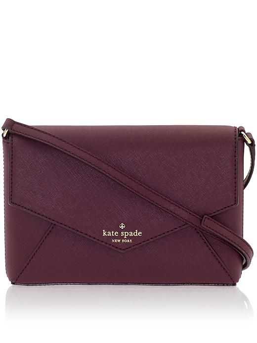 Kate Spade New York Womens Cedar Street Large Monday Size One Size - Mulled Wine by: Kate Spade New York @Piperlime
