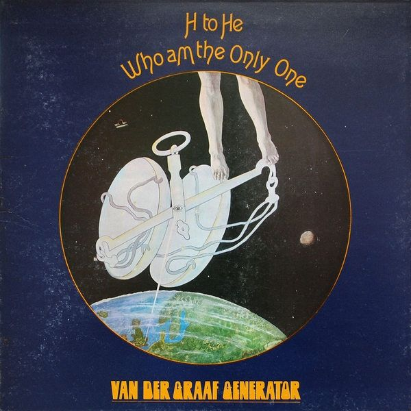 Van Der Graaf Generator – H To He Who Am The Only One