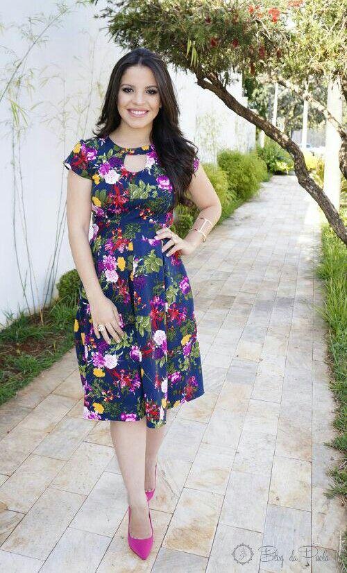 Look do Dia: Lady Like By Bonequinha Charmosa | Blog da Paola