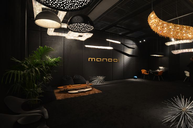 Light + Building 2014, Manooi booth www.manooi.com #Manooi #Chandelier #CrystalChandelier #Design #Lighting #exhibition #LightBuilding