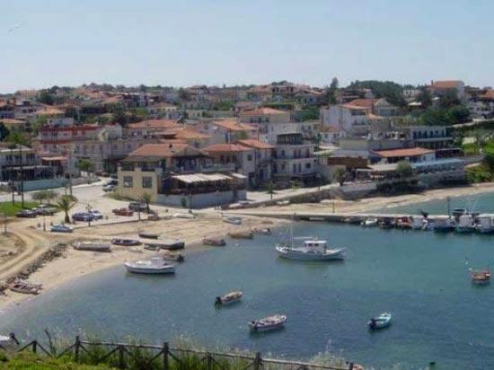 Nikiti, Greece Mum and Dad's village <3