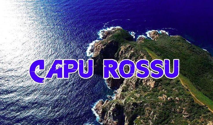 U MUVRINU - Capu Rossu - Une envolée à la Tour de Turghju, juchée sur l'impressionnant promontoire ocre du Capu Rossu !