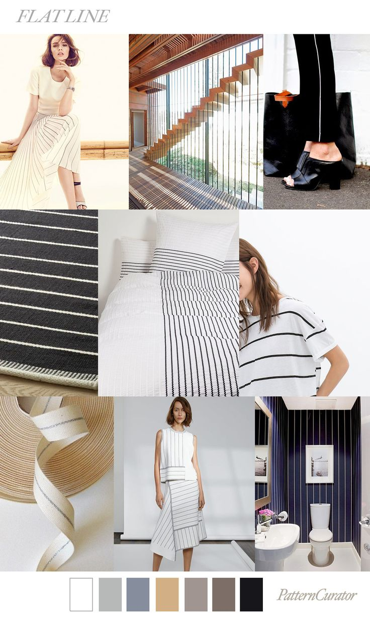 FLAT LINE by PatternCurator SS19