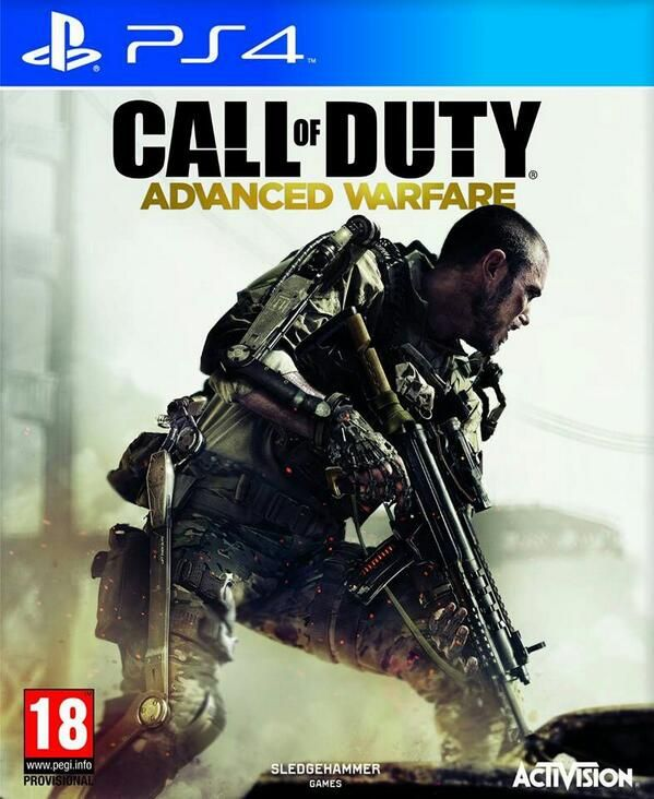 call of duty advance warfare is the best game get the atlas pro edition - Ps4 Video Games