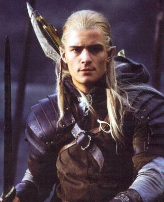 """L'elfe du """"Seigneur des Anneaux"""" se reteint en blond pour 1 million de $"""