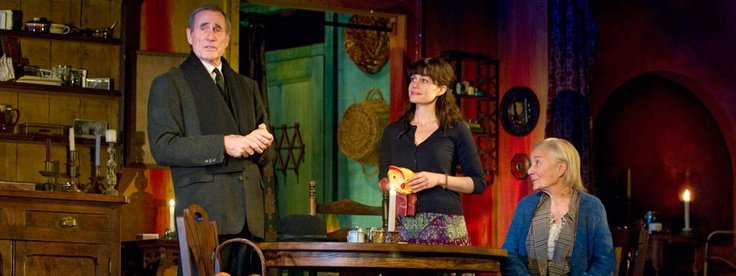 Road to Mecca by Athol Fugard, Roundabout Theatre, 2.16.12