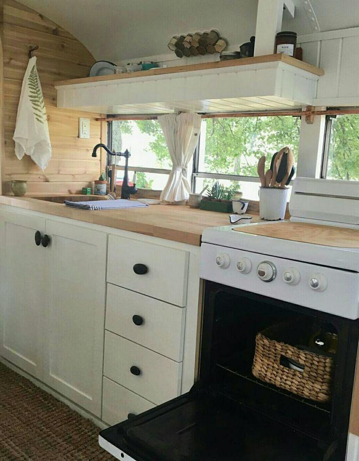 best 25 vintage caravan interiors ideas on pinterest. Black Bedroom Furniture Sets. Home Design Ideas