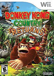 Donkey-Kong-Country-Returns-Wii-2010-Video-Game-Wii-Console