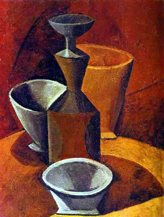 Image result for pablo picasso famous paintings cubism