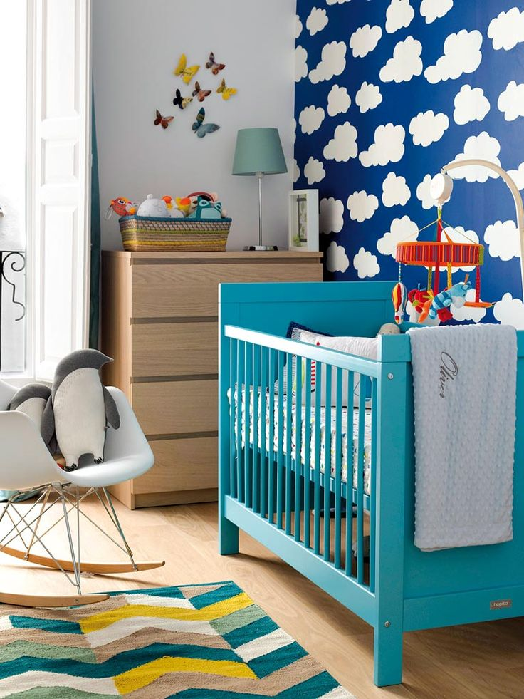 Más de 1000 ideas sobre habitaciones de niños retro en pinterest ...