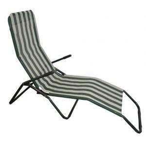 Кресло-шезлонг кемпинг пляжный ck-112