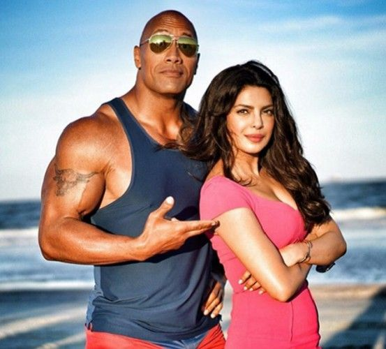 Priyanka Birthday Wishes to Dwayne Johnson  Click here: http://www.hdwallposters.com/film-news/priyanka-birthday-wishes-to-dwayne-johnson/