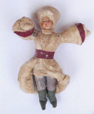 экскурсия на фабрику елочных игрушек Павловский Посад - увеличить