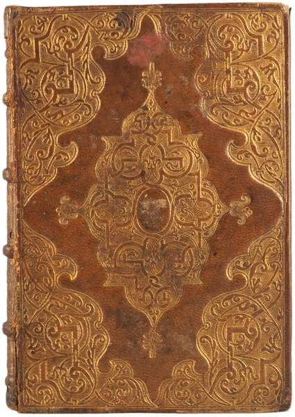 http://libweb5.princeton.edu/visual_materials/hb/index.html Beautiful Hand binding at Princeton.