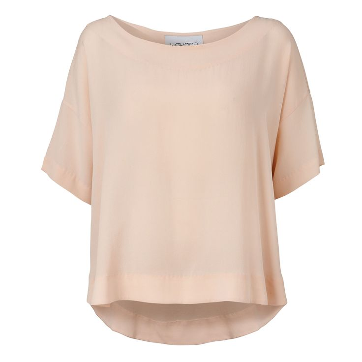 Mila blouse - dust rose