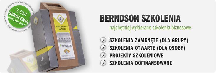 Szkolenia: http://berndson.pl/szkolenia