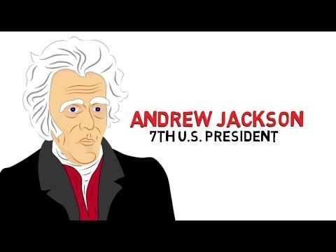 Fun Facts about Andrew Jackson: Watch our Educational Video for kids on President Andrew Jackson - YouTube