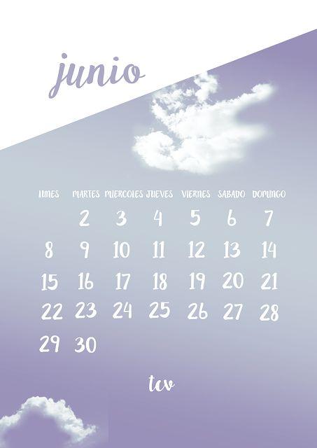#Calendario junio