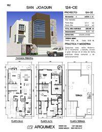 649 best images about planos de casas on pinterest house for Disenos de casas en mexico